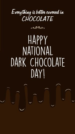 Chocolate Day Facebook Story