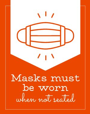 Masks Safety Poster