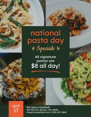 Pasta Signage