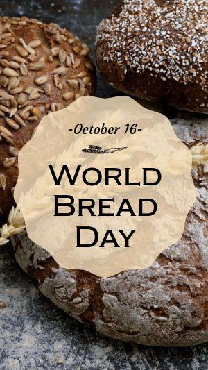 Bread Instagram Story