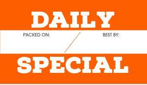 Specials Label