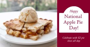 Apple Pie Facebook Update