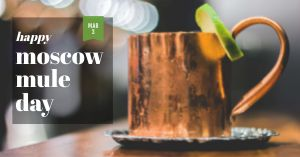 Moscow Mule Facebook Update