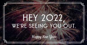 Bye 2020 Facebook Post