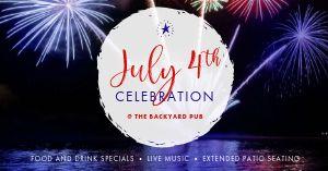July 4th FB Post