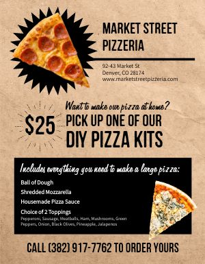 Pizza Kit Announcement