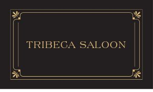 Saloon Chef Business Card