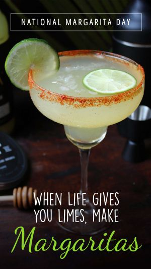 Margarita Day Facebook Story