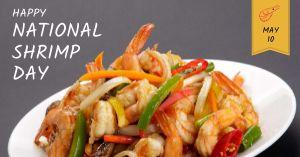Shrimp FB Post