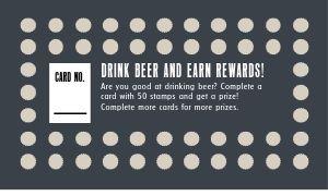 Brewery Loyalty Card
