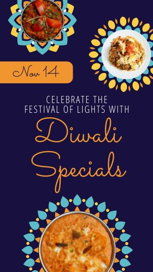 Diwali Instagram Story