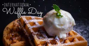 Waffle Facebook Post
