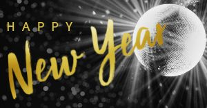 New Years Eve Nightlife Facebook Post
