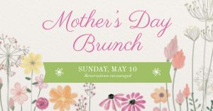 Mothers Brunch Facebook Update
