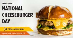 Cheeseburger FB Update
