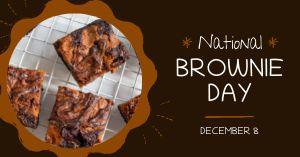 Brownie Facebook Post