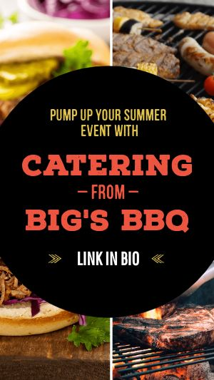 Catering BBQ Instagram Story