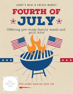 Fourth of July Promo