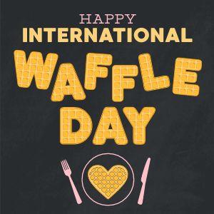 Waffle IG Post