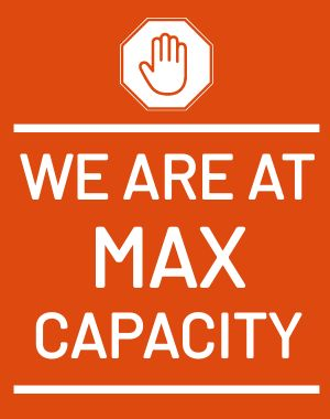 Max Capacity Sandwich Board