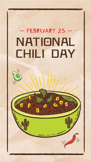 Chili Day Facebook Story