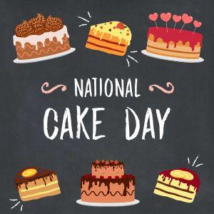 National Cake Day IG Post
