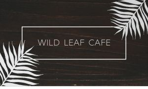 Cafe Owner Business Card
