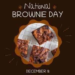 Brownie Instagram Post