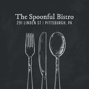 Spoon Bistro Business Card