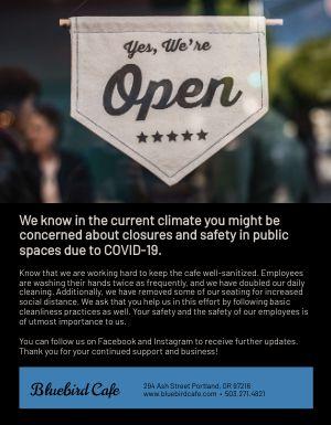 Open Flyer