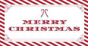 Merry Christmas Facebook Update