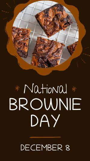 Brownie Facebook Story