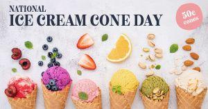 Ice Cream Facebook Update