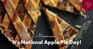 Apple Pie Facebook Post