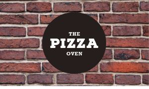 Pizza Oven Business Card