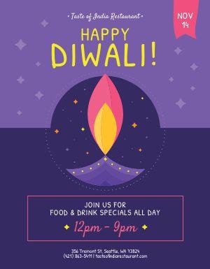 Diwali Signage