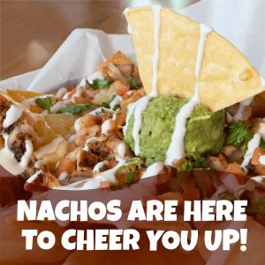 Nachos Takeout Instagram Post