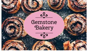 Head Baker Business Card