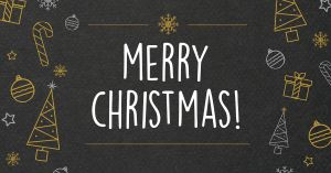 Merry Christmas Graphics Facebook Post