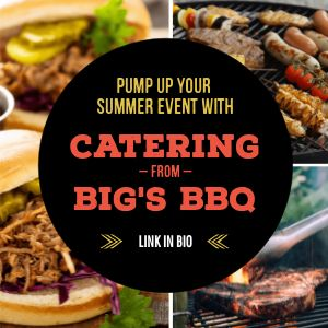 Catering BBQ Instagram Post
