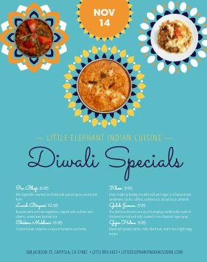 Diwali Specials Poster