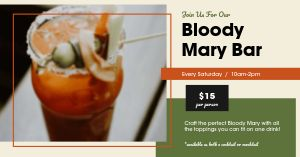 Bloody Mary Facebook Post