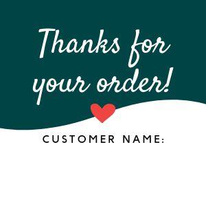 Customer Label